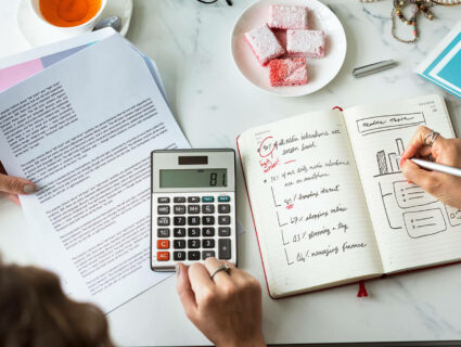 accounting calculating analysis business plan debt collections